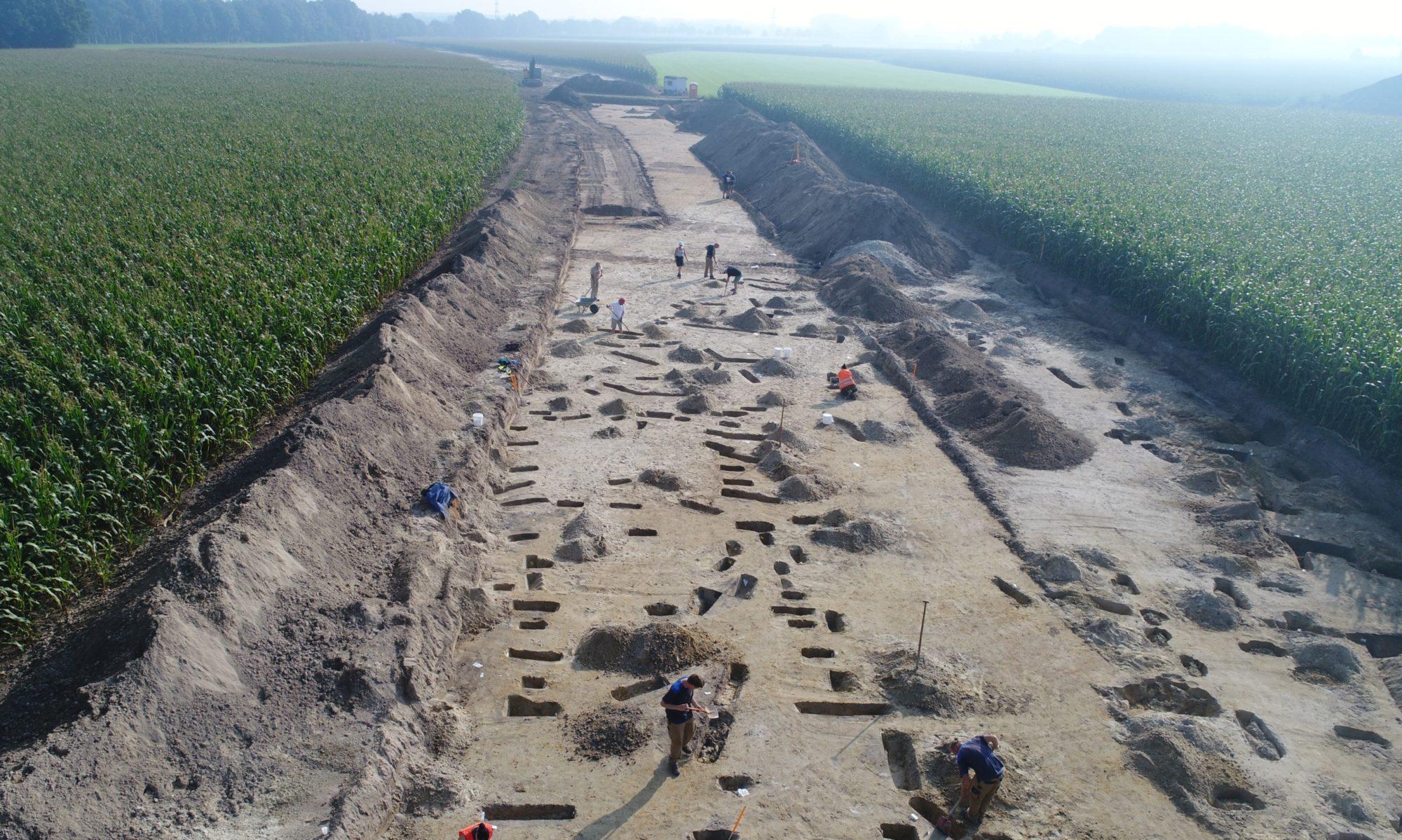 NEDERLANDSE VERENIGING VAN ARCHEOLOGISCHE OPGRAVINGSBEDRIJVEN